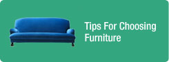 Tips for Choosing Furniture